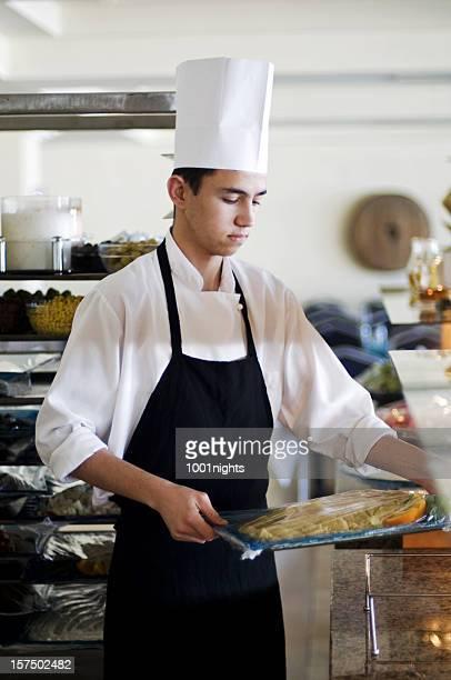 Junge Koch