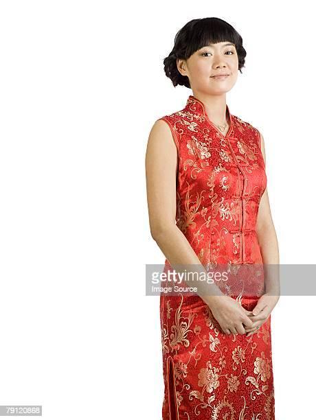 若い中国人女性