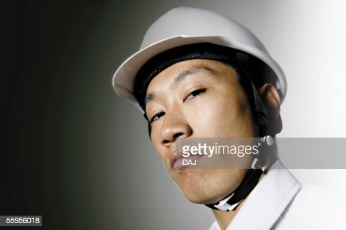 Young Construction Worker : Stock-Foto