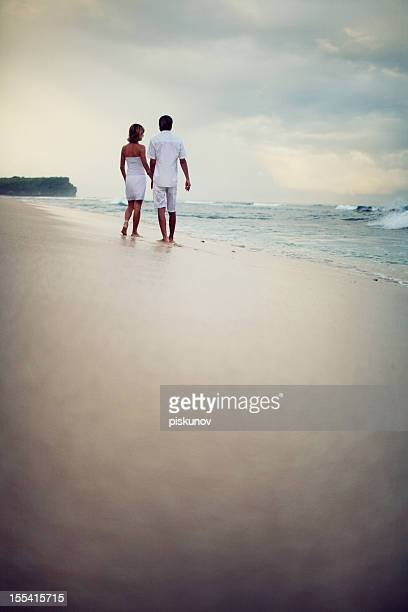 Young Couple in Morning light