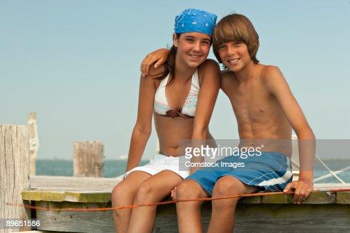 nu amateur couple Photo