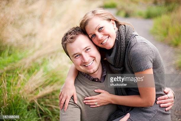 Junges Paar