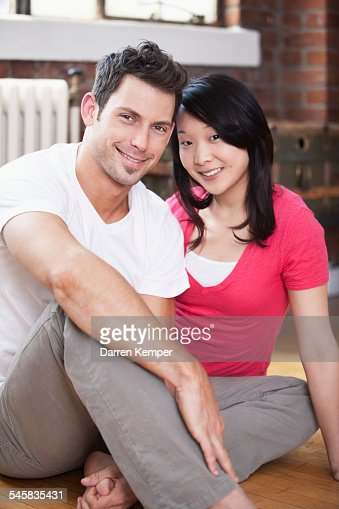 Young couple : Foto stock
