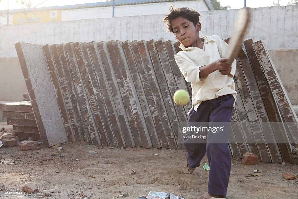 Young cricketer New Delhi 01