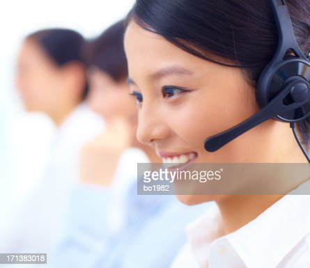Asian call center
