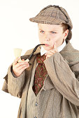Young Detective Actor