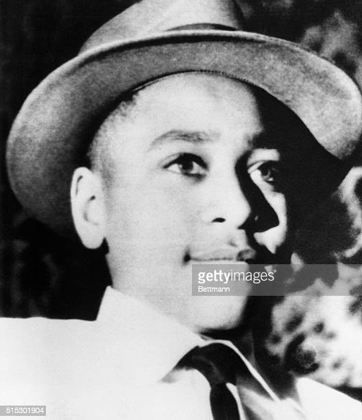 Young Emmett Till wears a hat Chicago native Emmett Till was brutally murdered in Mississippi after flirting with a white woman