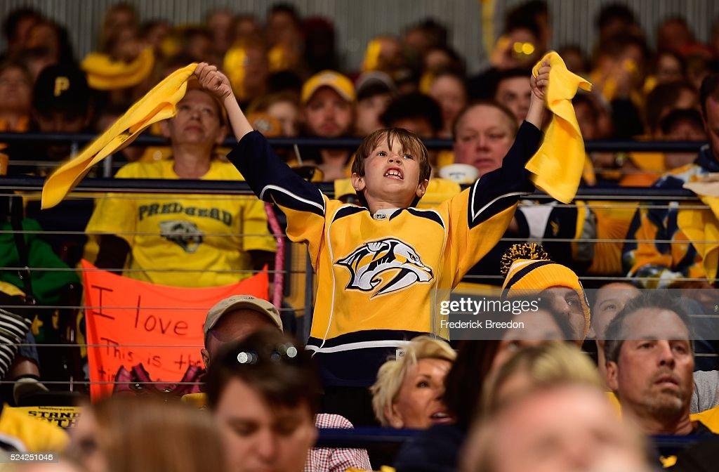Anaheim Ducks v Nashville Predators - Game Six | Getty Images