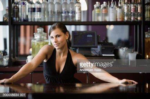 dating a woman bartender