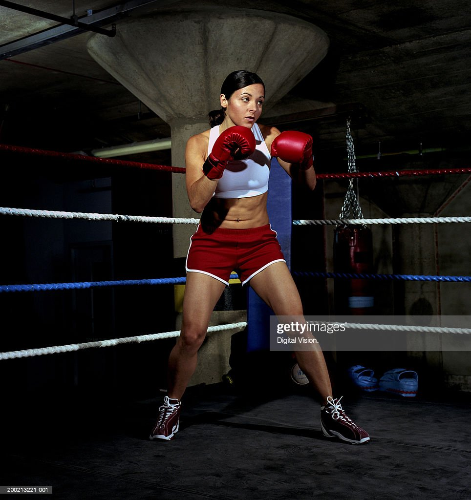 how to become a female boxer