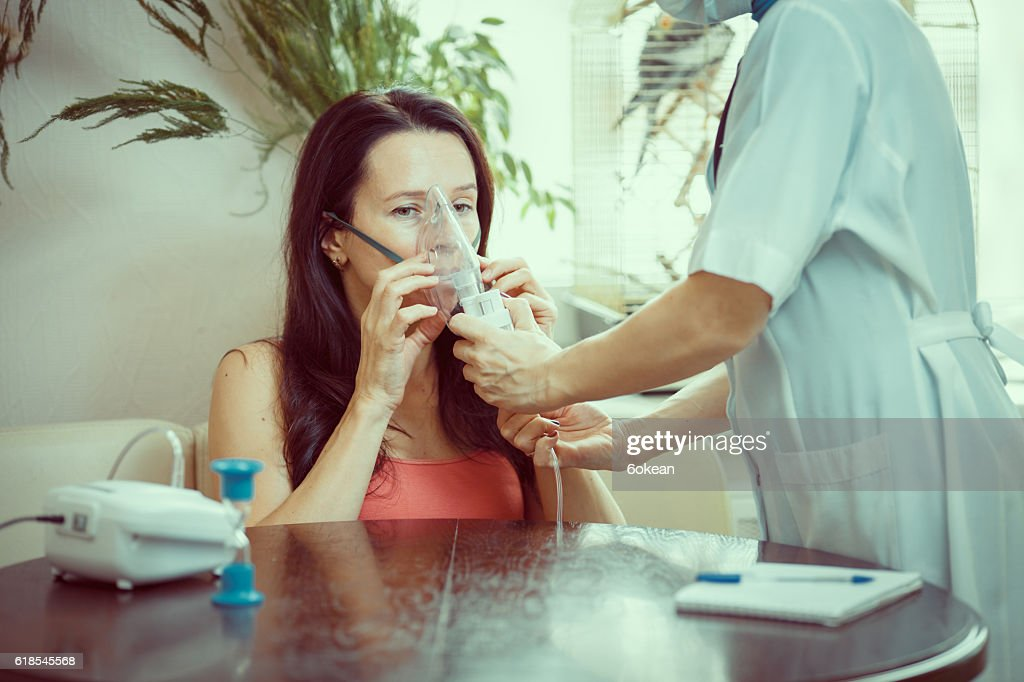 Shaved female patient Female nurse