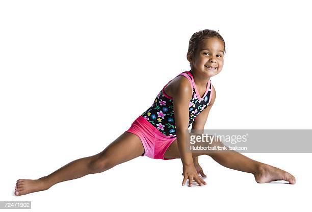 female pteteen gymnast models