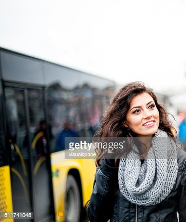 Flirten in öffentlichen verkehrsmitteln