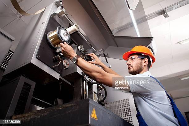 Junge Foreman