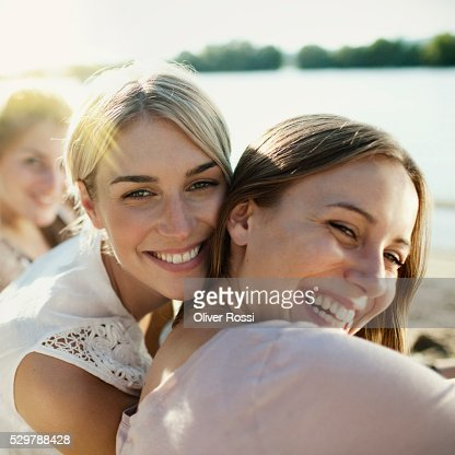 Young friends : Stock Photo