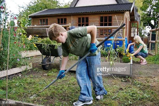 Young Gardeners...