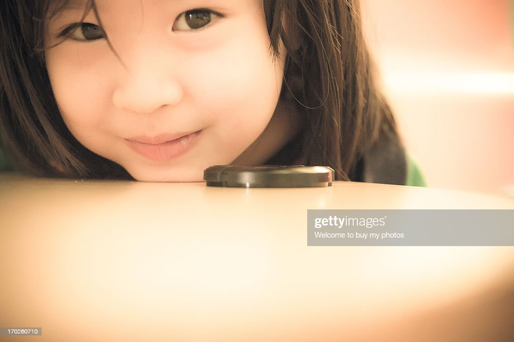Young girl : Stock Photo