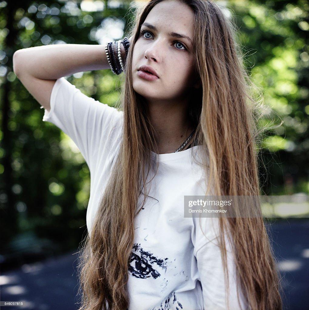 Russian young girls photo