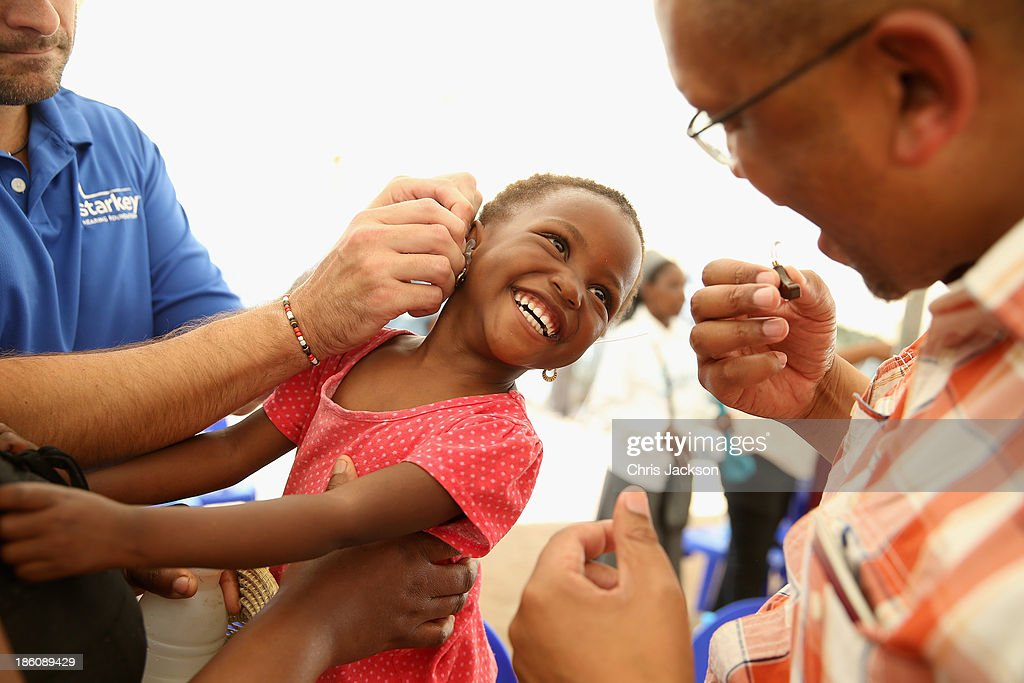 Bringing Hearing To The Children Of Lesotho