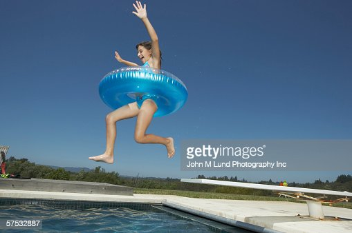 Very young tube stock photos and pictures getty images for Dive tube