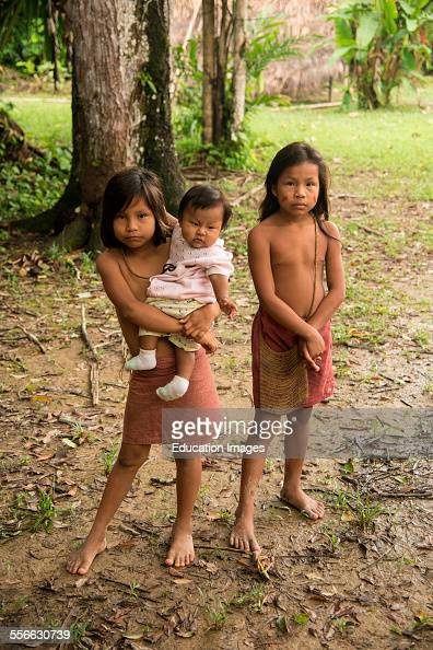 Amazon Jungle Girls Stock Photos and Pictures | Getty Images