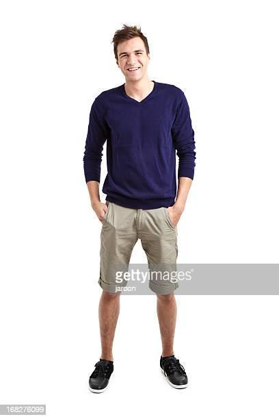 Jeune bel homme