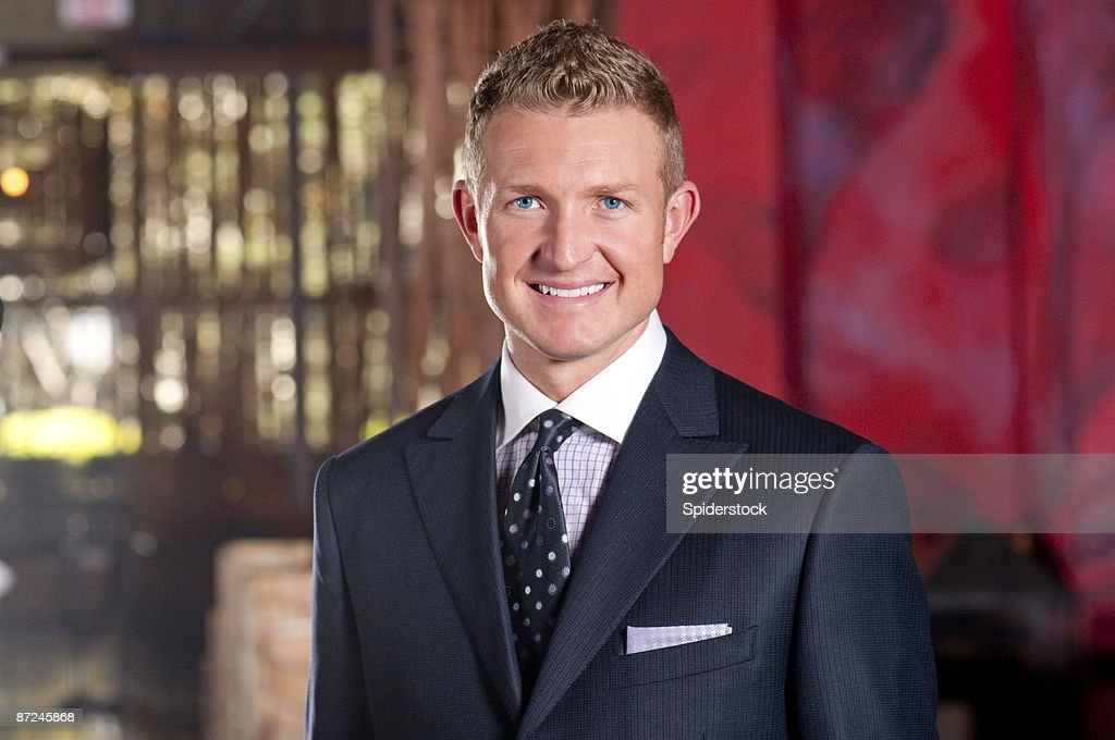 Young Hip Male Executive : Stock Photo