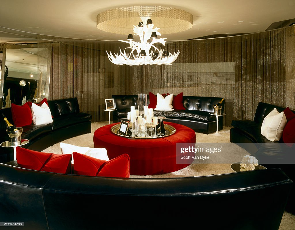 Young Hollywood Modern Stylish Drawing Room Stock Photo | Getty Images