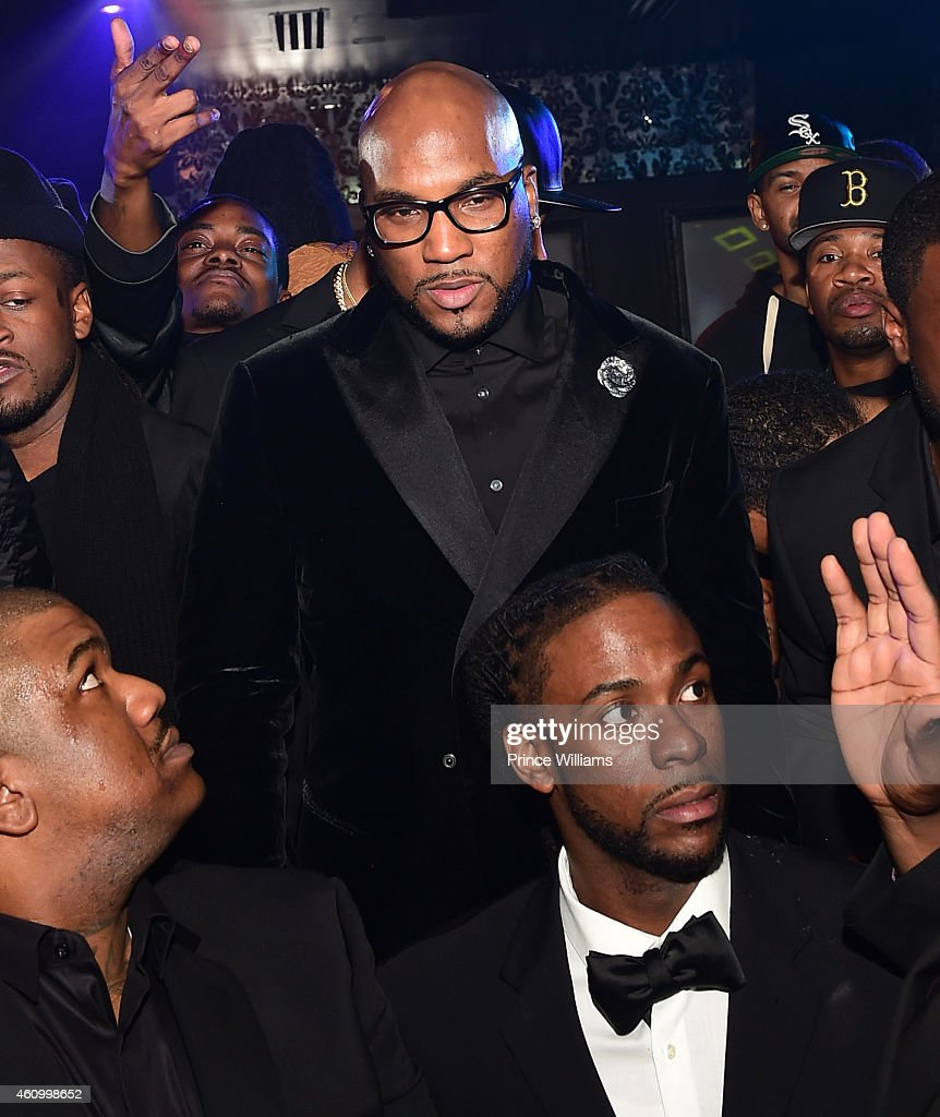 Young Jeezy attends Compound on December 31 2014 in Atlanta Georgia