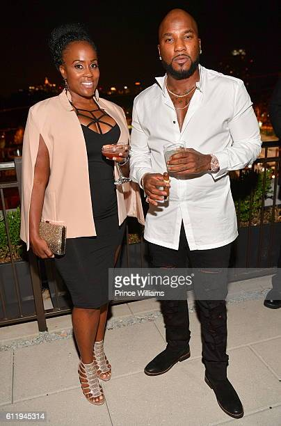 Young Jeezy attends His Birthday dinner and Cocktails at American Cut October 2 2016 in Atlanta Georgia