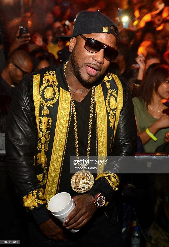 Young Jeezy attends The First Party of the Year at Reign Nightclub on January 1 2014 in Atlanta Georgia