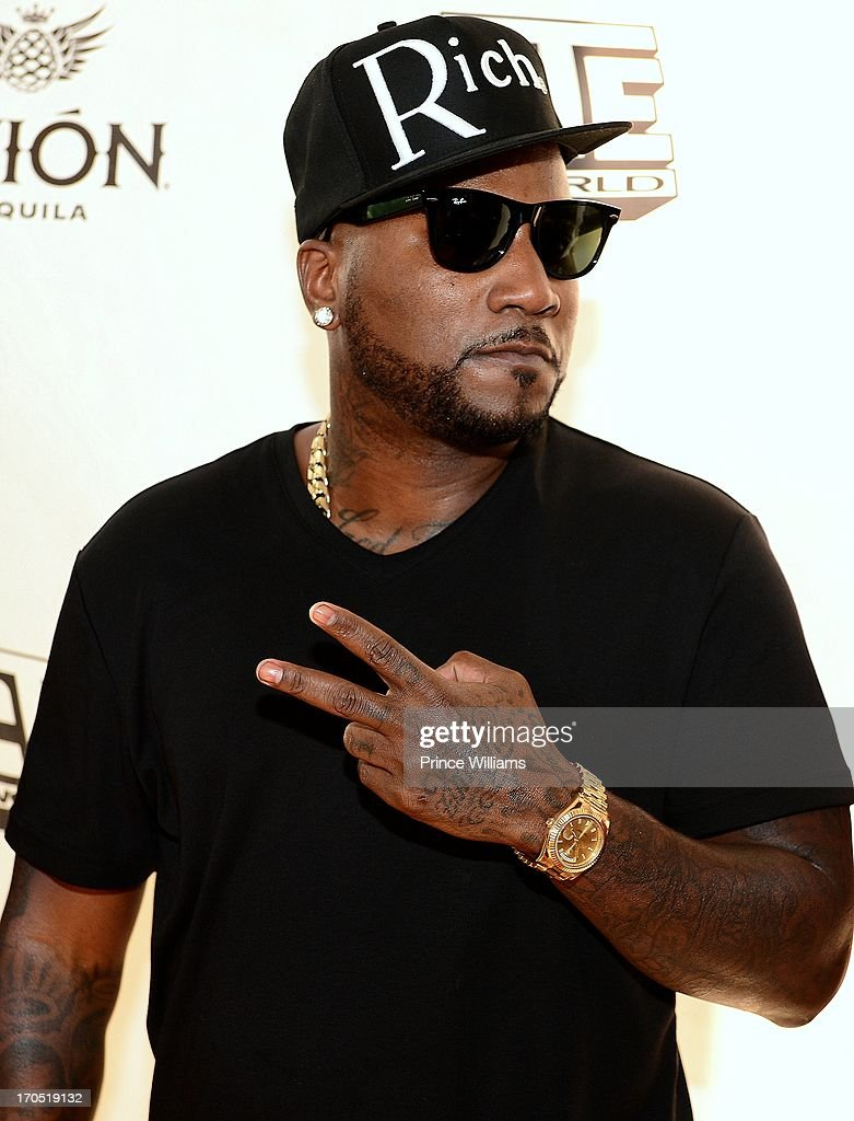 <a gi-track='captionPersonalityLinkClicked' href=/galleries/search?phrase=Young+Jeezy&family=editorial&specificpeople=537540 ng-click='$event.stopPropagation()'>Young Jeezy</a> attends the <a gi-track='captionPersonalityLinkClicked' href=/galleries/search?phrase=Young+Jeezy&family=editorial&specificpeople=537540 ng-click='$event.stopPropagation()'>Young Jeezy</a> and Gourmet Footwear branding partnership launch at Wish Shoe Store on June 13, 2013 in Atlanta, Georgia.