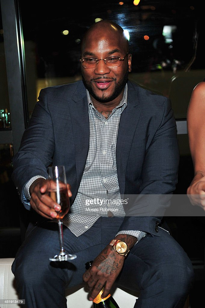 <a gi-track='captionPersonalityLinkClicked' href=/galleries/search?phrase=Young+Jeezy&family=editorial&specificpeople=537540 ng-click='$event.stopPropagation()'>Young Jeezy</a> attends Trey Songz's Birthday And Host Evening Benefitting 'Angels With Heart Foundation Month' at Le Meridien Atlanta Perimeter Hotel on November 24, 2013 in Atlanta, Georgia.