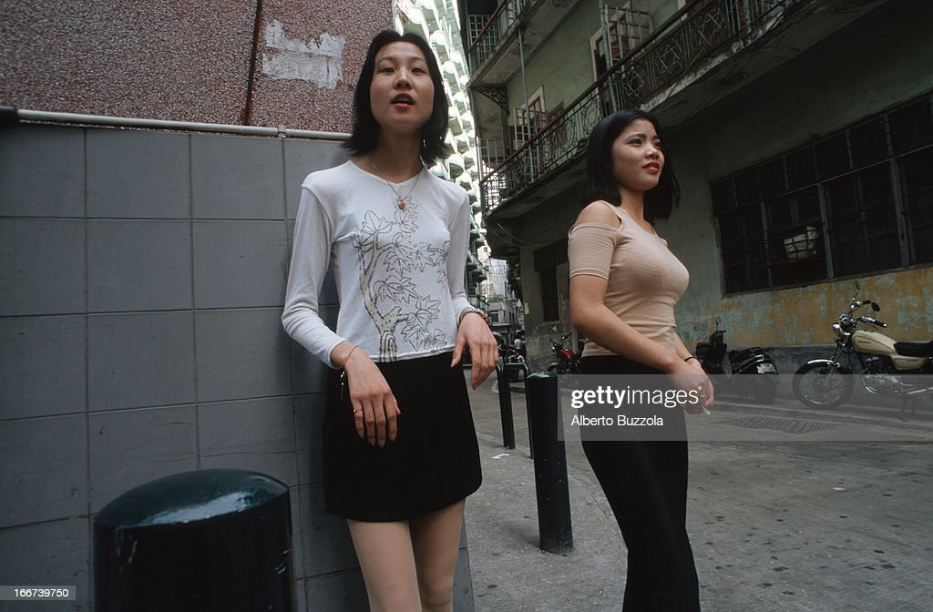 prostitution china