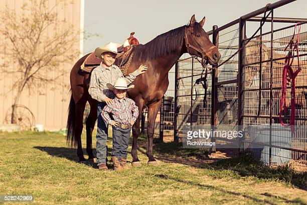 Young Male Ranchers