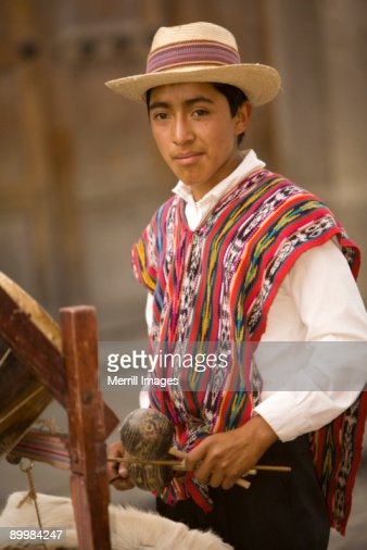Guatemalan Traditional Clothing Men
