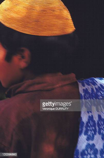 Young man from Pakistan in Pakistan Book 'Fleur de peau' p185 Young Muslim man in the bazaar of Peshawar