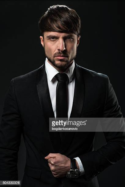 Suit Dress Black Stock Photos and Pictures | Getty Images