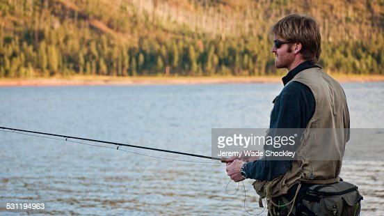 Jeremy fisher stock photos and pictures getty images for Durango co fly fishing