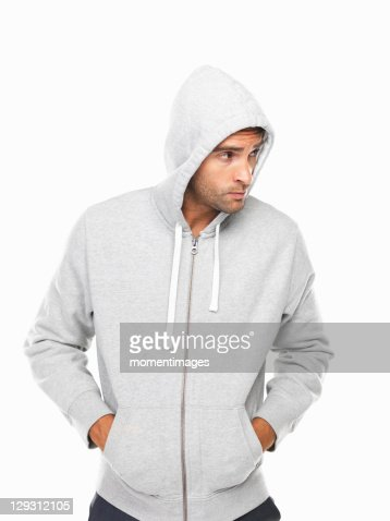 Hooded Top Stock Photos and Pictures   Getty Images