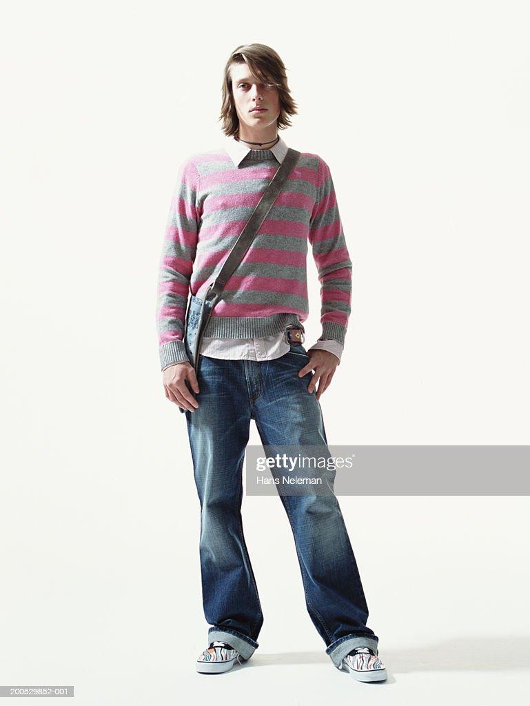 Young man, portrait : Stock Photo