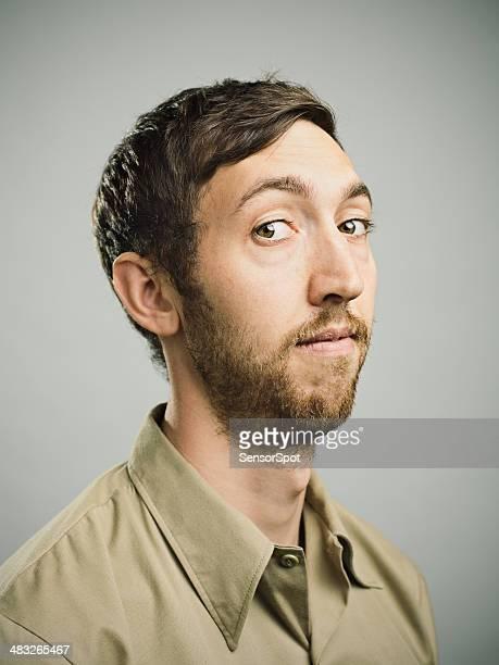 Junger Mann Porträt