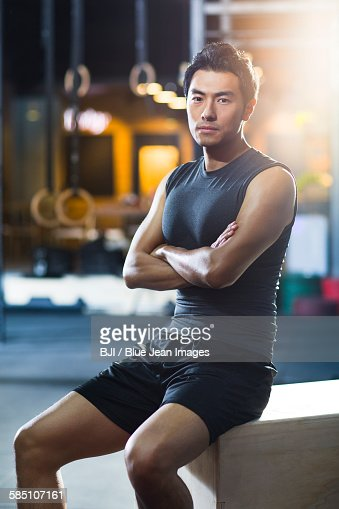 Asian bodybuilder stock photos and pictures getty images for Gimnasio fraile