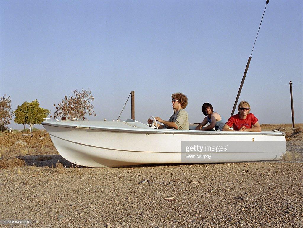 Salton Sea, California, USA.
