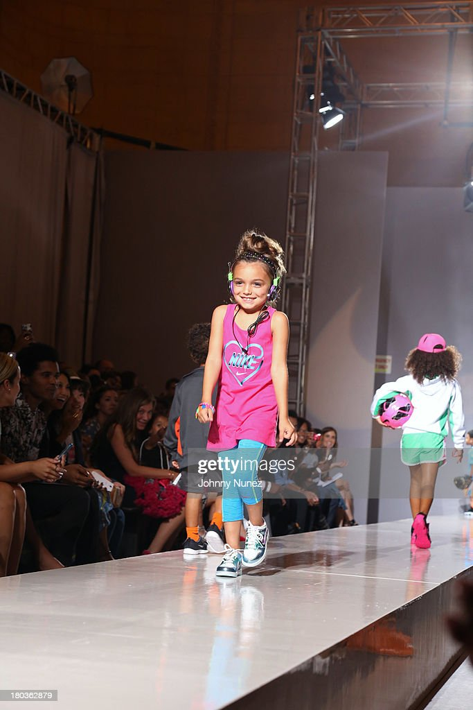 Kids Rock Celebrity Fashion Show Getty Images