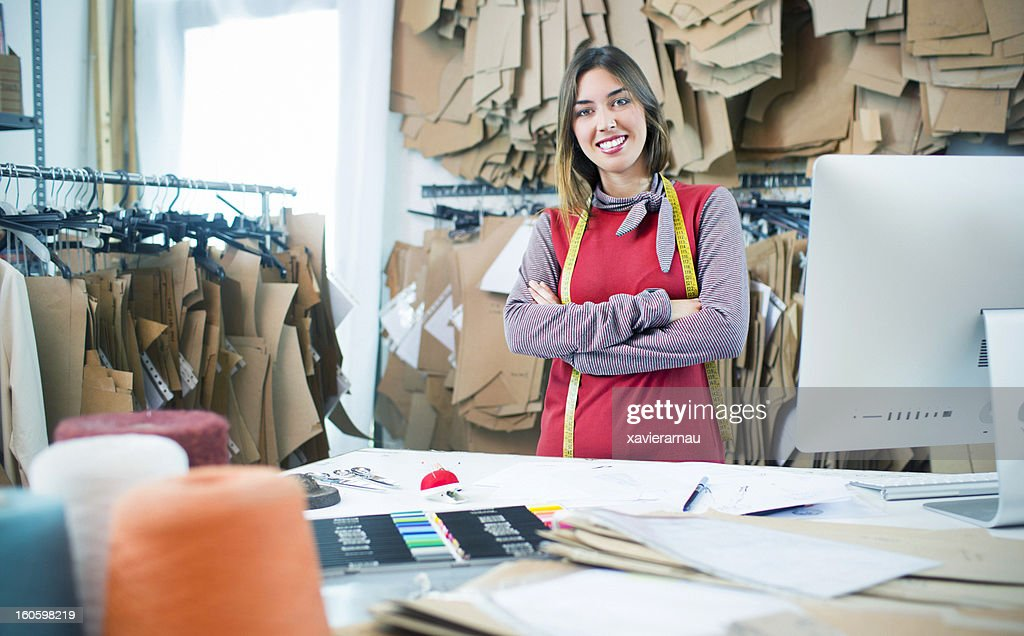 Young owner : Stock Photo
