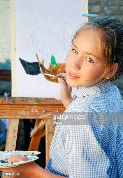 Giovane pittore