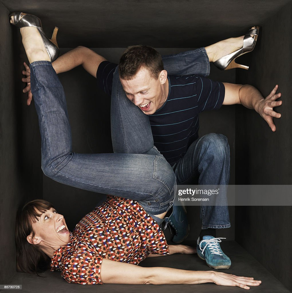 young pair : Stock Photo