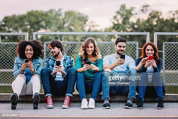 Young people and social media
