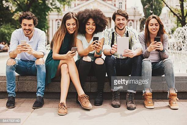 Young people and wireless technology